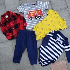 Other - 12 months baby toddler lot (J)
